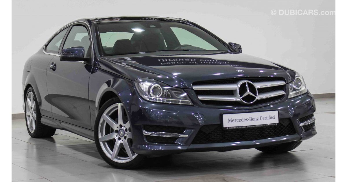 Mercedes benz c 250 coupe for sale grey silver 2015 for Mercedes benz worldwide sales figures