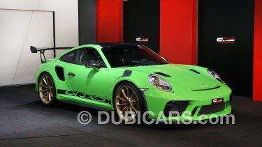 Porsche 911 Gt3 Rs Weissach Package With Warranty