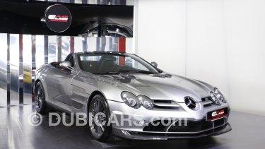 ... Mercedes Benz SLR McLaren 722s Roadster ...