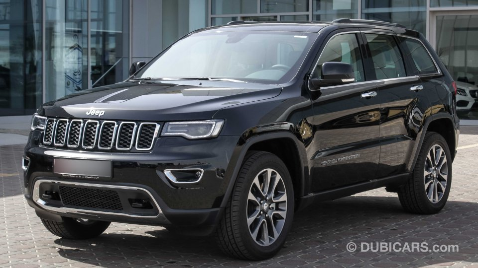 jeep grand cherokee summer special low km service for sale aed 151 000 black 2018. Black Bedroom Furniture Sets. Home Design Ideas