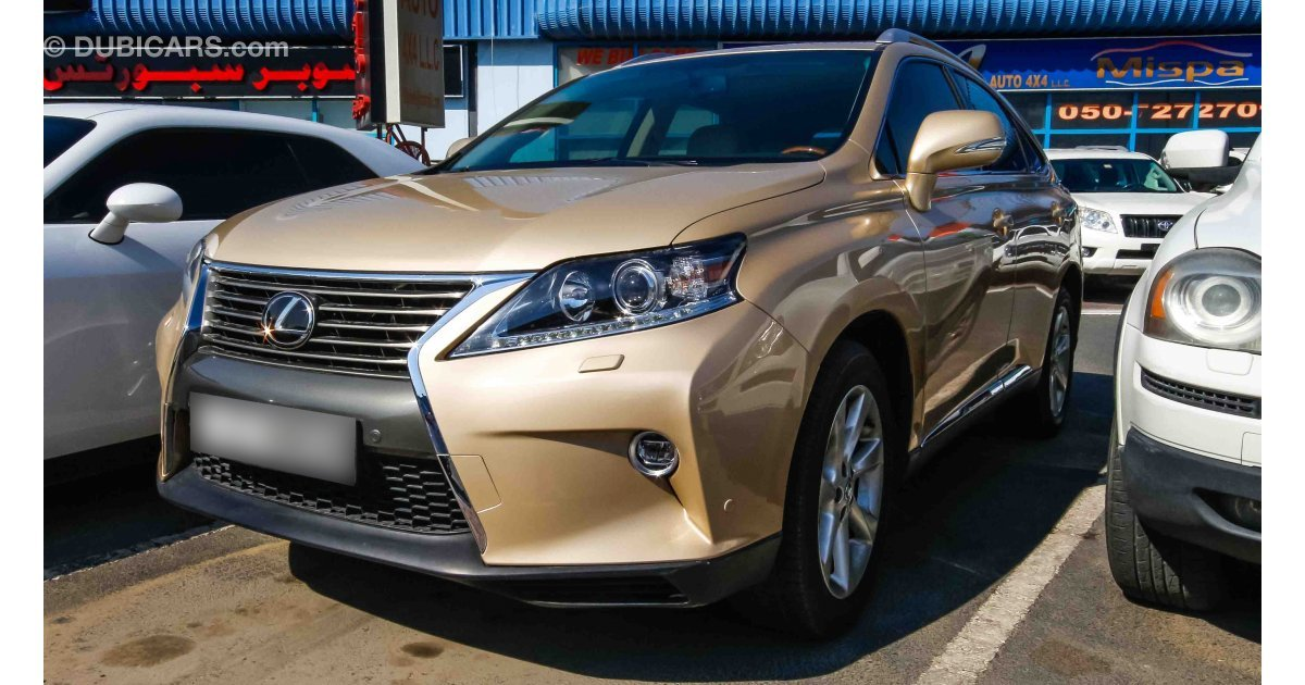 Lexus RX 350 Body Kit Of 2015 Model Year For Sale AED