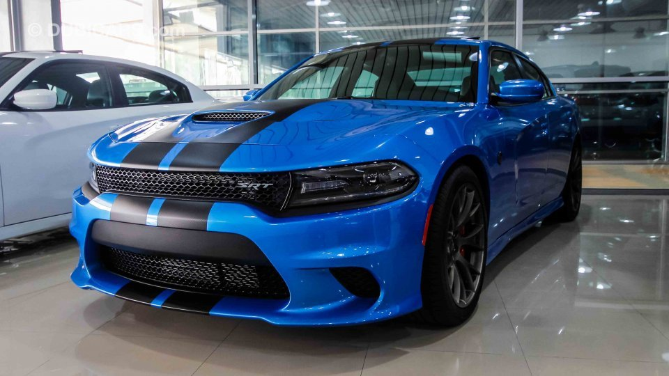 Dodge Charger Srt Hellcat For Sale Aed 269 999 Blue 2016