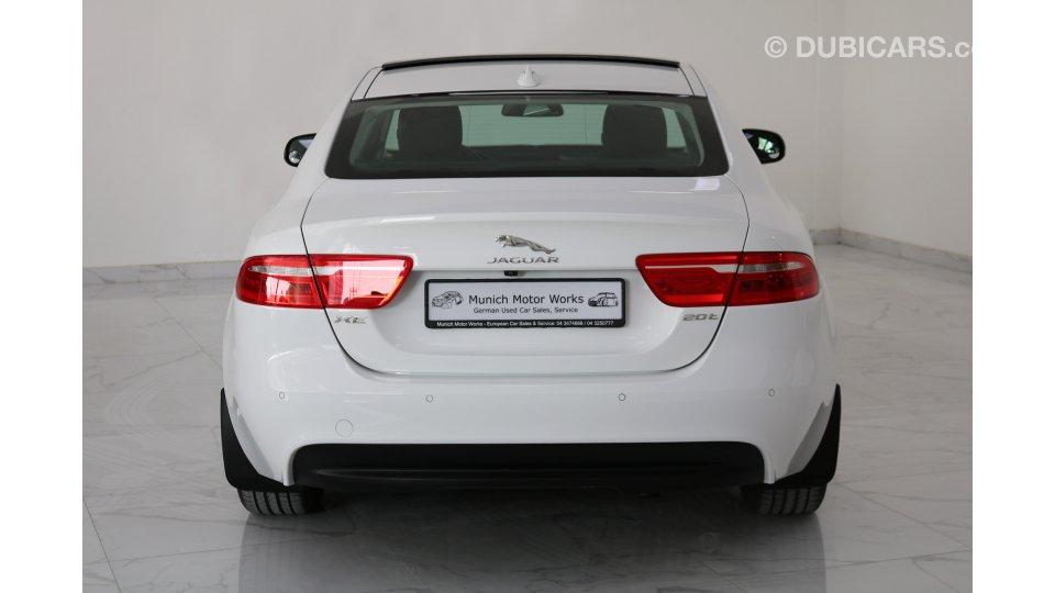 jaguar xe prestige 2016 gcc  september 2021 jaguar
