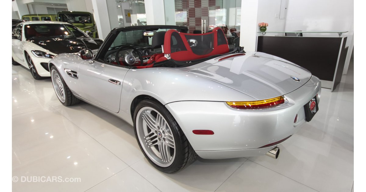 Bmw Z8 M Power For Sale Aed 675 000 Grey Silver 2000