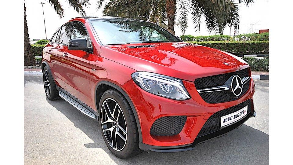Mercedes benz gle 43 amg gcc warranty service contract for Mercedes benz service contract cost