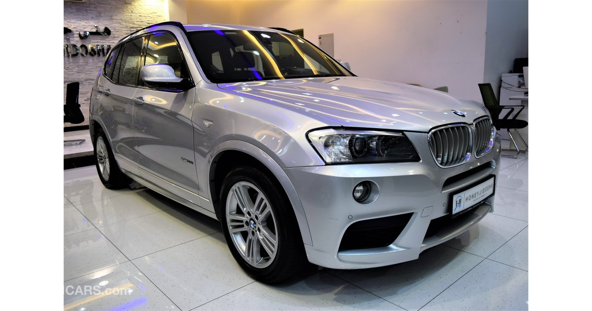 bmw x3 xdrive 35i for sale aed 54 000 grey silver 2011. Black Bedroom Furniture Sets. Home Design Ideas