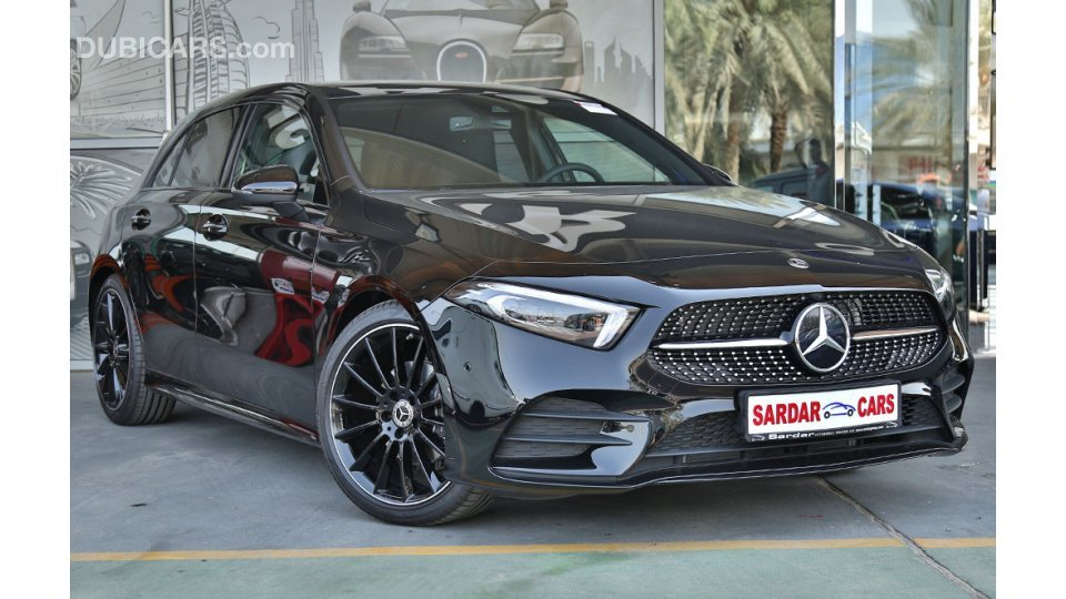 Anti Theft System >> Mercedes-Benz A 200 AMG 2019 ( ALSO AVAILABLE IN WHITE) for sale: AED 189,000. Black, 2019