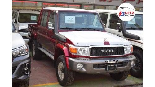 87 new Toyota Land Cruiser Pickup for sale in Dubai, UAE - Dubicars com