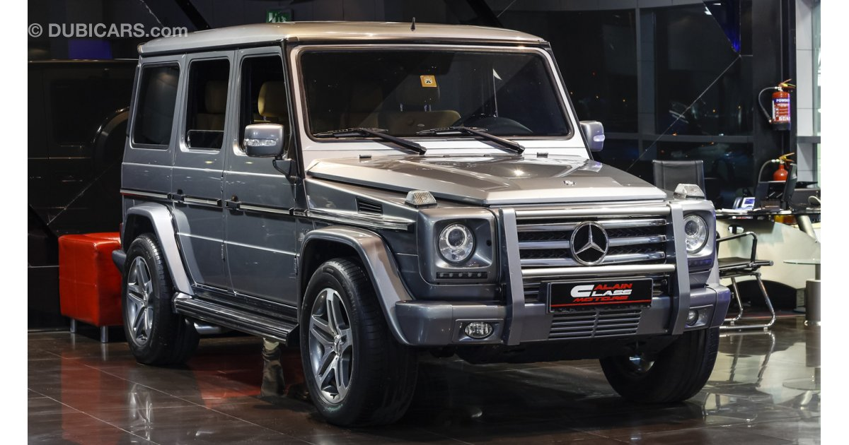 Mercedes benz g 55 amg v8 kompressor for sale grey silver for 2012 mercedes benz g class for sale