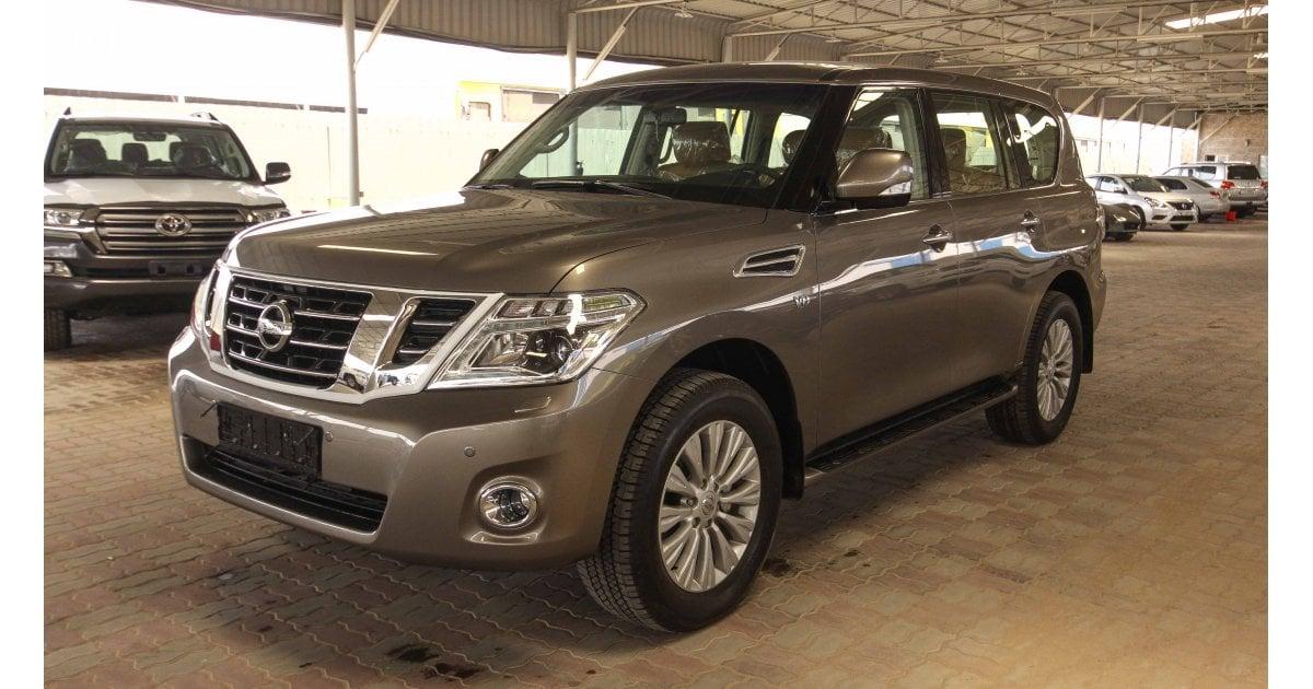 Nissan Patrol Titanium Vvel Dig For Sale Aed 230 500