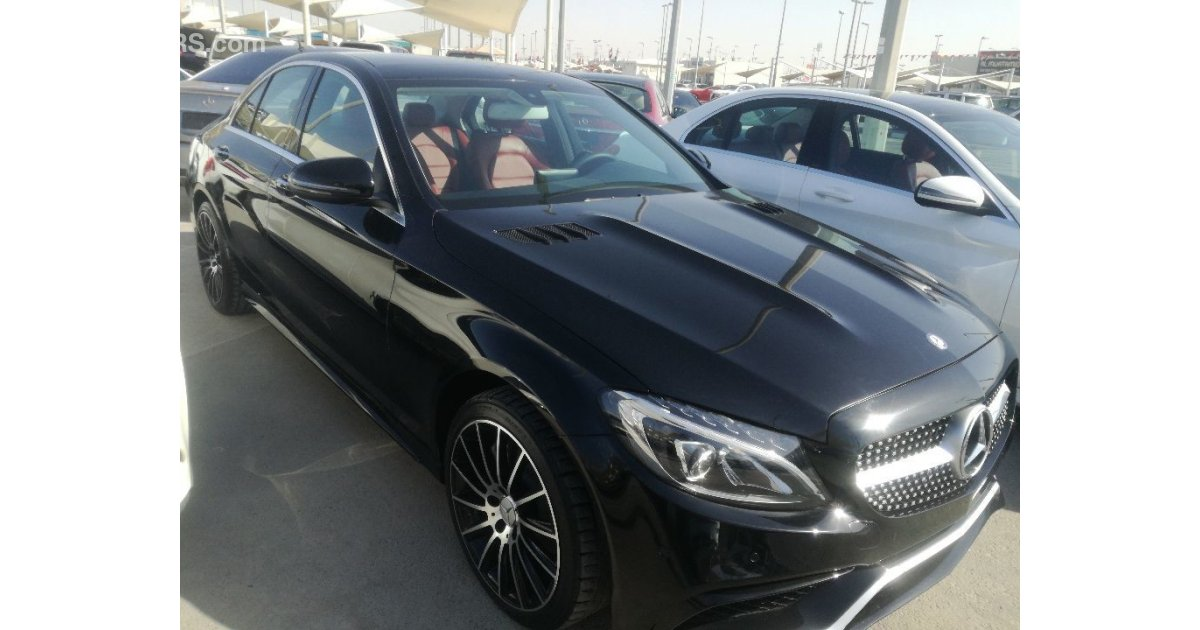 Mercedes Benz C 300 C63 Kit Amg For Sale Aed 128 000