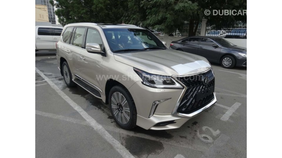 Lexus LX 570 Super Sport 2019 New ( Export Only ) for sale  Gold, 2019
