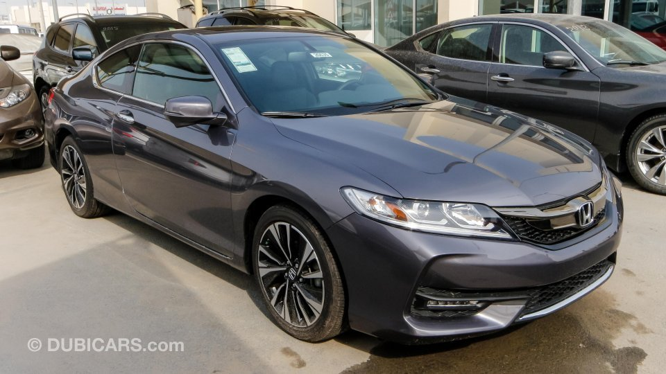 honda accord coupe  sale aed  greysilver