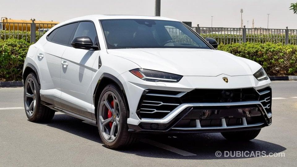 Lamborghini Urus For Sale Aed 1 090 000 White 2019