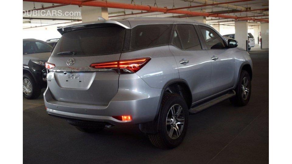 Toyota Fortuner 2 7l Petrol 7 Seat Automatic Transmission