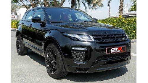 Range Rover A Vendre >> 21 Used Land Rover Range Rover Evoque For Sale In Dubai Uae
