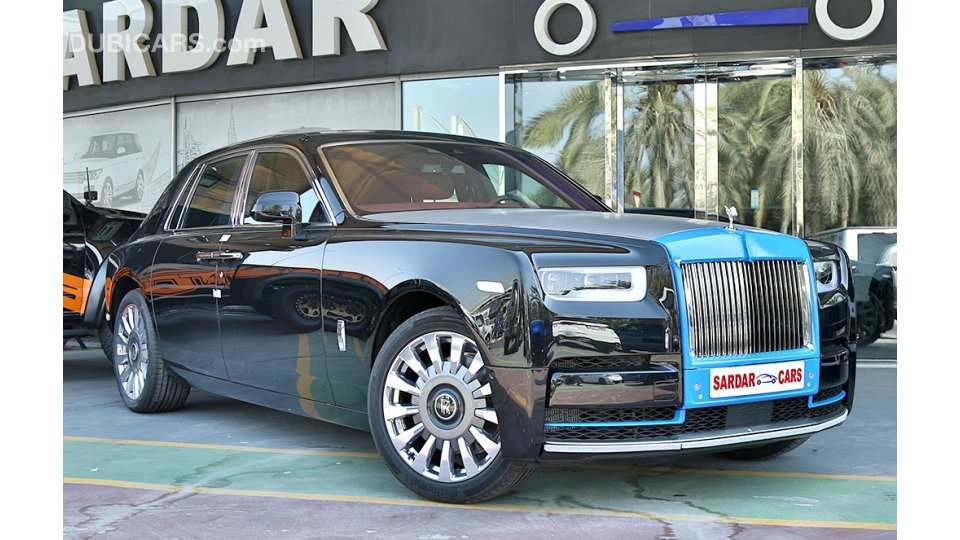 Import Cars For Sale >> Rolls-Royce Phantom 2019 for sale: AED 1,999,999. Black, 2019