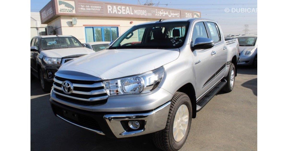 Toyota Hilux Sr 5 4x4 Pickup Petrol Automatic Gcc For Sale
