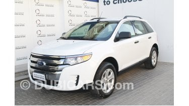 Ford Edge  L V  Model With Warranty