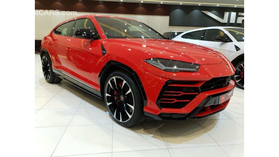 Lamborghini Urus Lamborghini Urus 2019 Gcc Dealer Warranty And