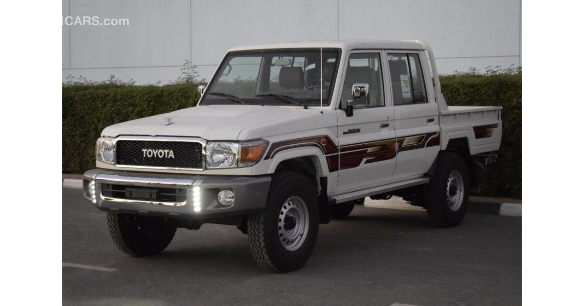 Toyota Land Cruiser Pickup For Sale White 2018