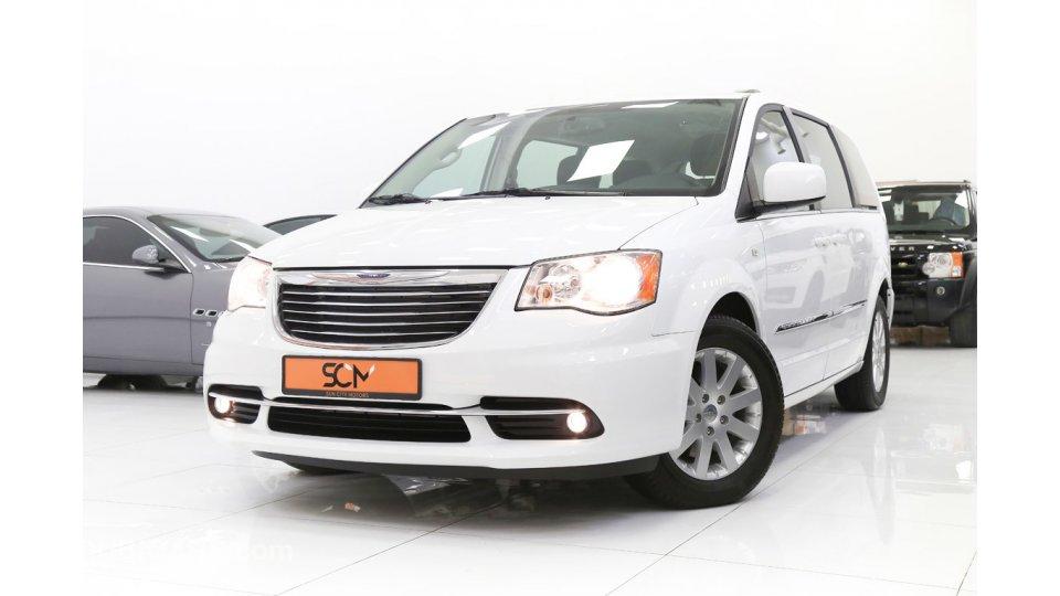 Used Car Loan >> Chrysler Grand Voyager 3.6L V6 - Warranty until Aug. 2021 ...
