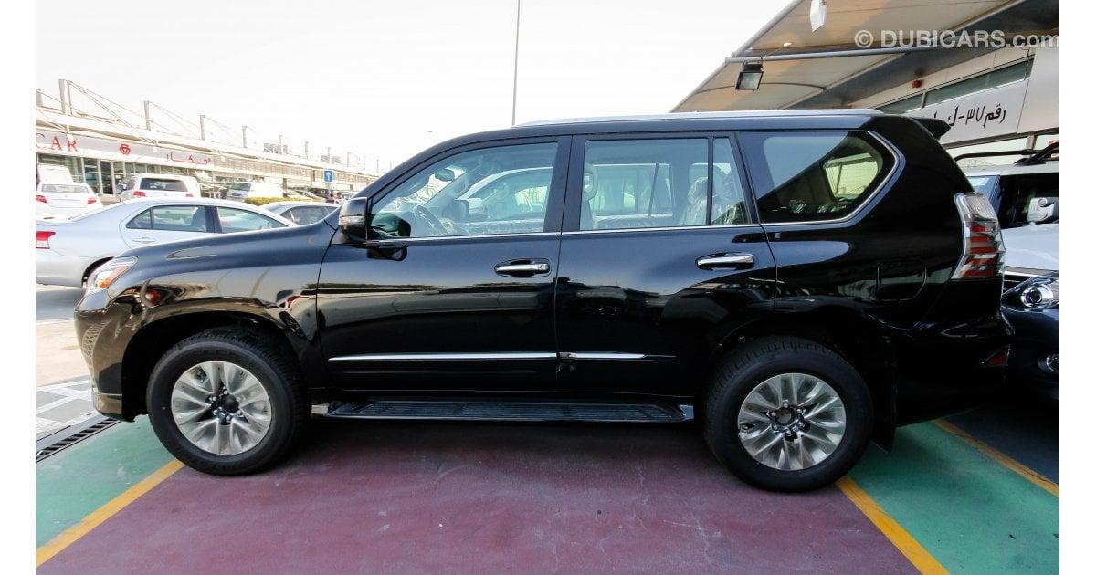 lexus gx 460 for sale  aed 198 000  black  2016