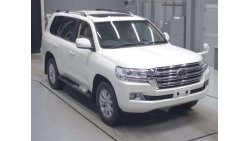 Toyota Land Cruiser Available in Japan