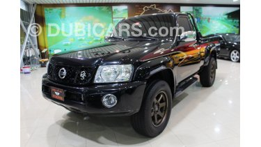 Nissan Patrol Pickup 4800 Vtc Fully Loaded For Sale Aed 189 000