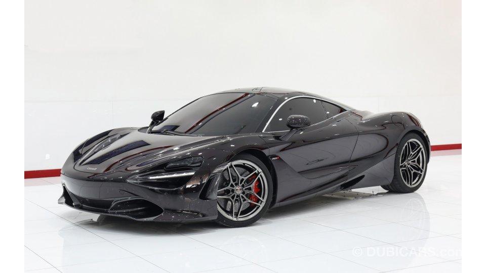 BMW X7 2018 >> McLaren 720S for sale: AED 1,050,000. Purple, 2018