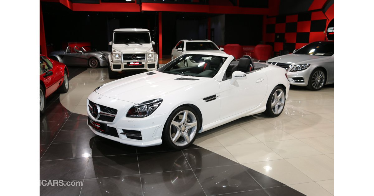 Mercedes benz slk 200 with 350 kit for sale aed 145 000 for Mercedes benz slk350 for sale