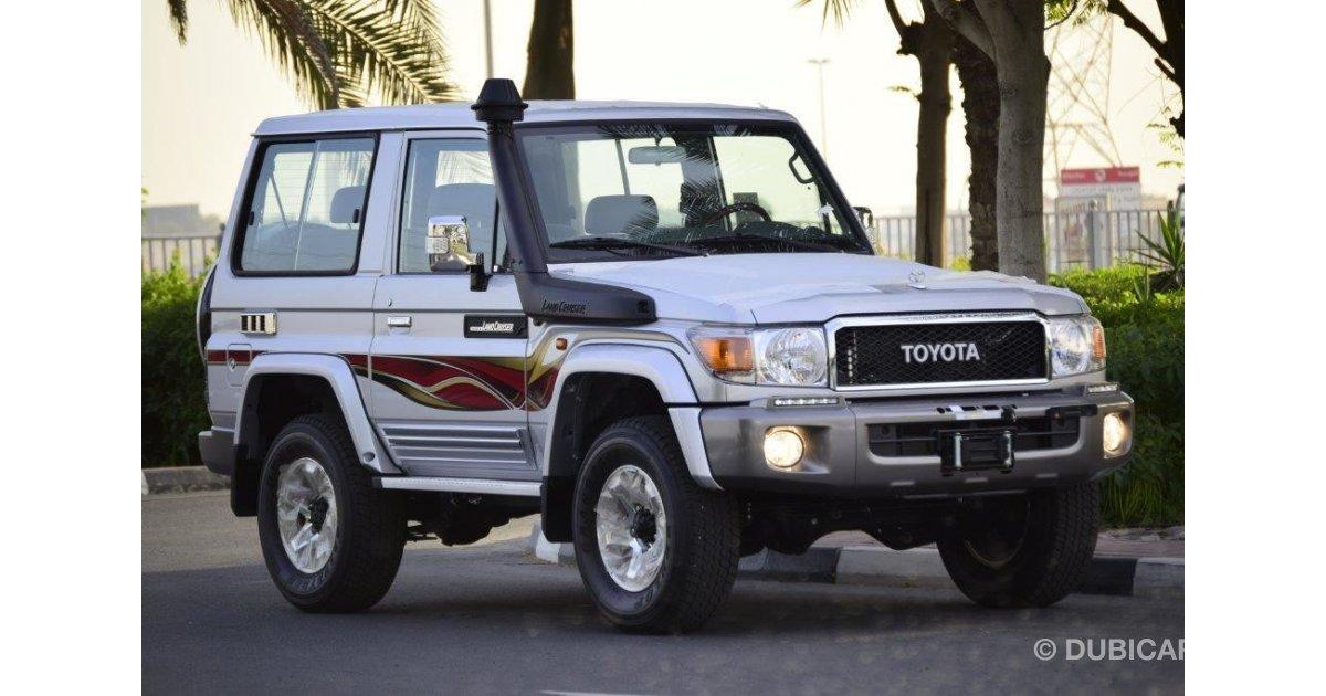 Toyota Land Cruiser 2018 New 71 Hardtop V6 Petrol Short