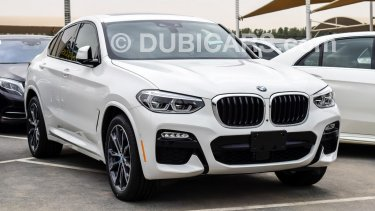 Bmw X4 Xdrive 30i With M Kit For Sale Aed 225 000 White 2019