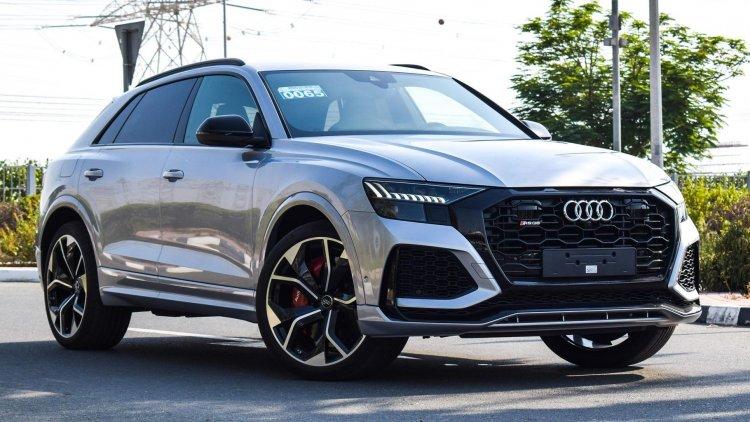 New Audi Rsq8 For Sale In Dubai Uae Dubicars Com
