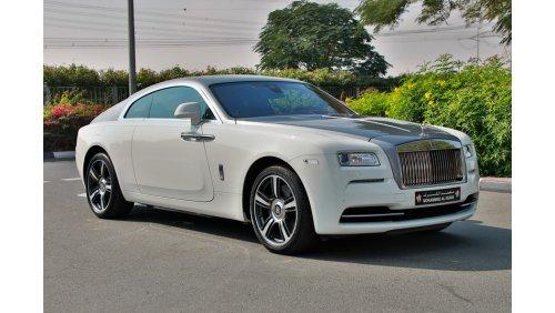 Used Rolls Royce Wraith For Sale In Dubai Uae Dubicars Com