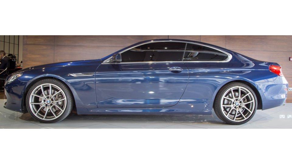 Bmw 640 Gcc Specs For Sale Aed 129 000 Blue 2013