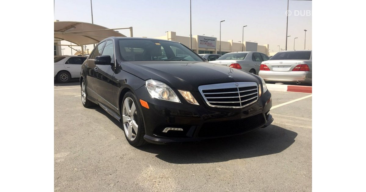 Mercedes benz e 350 4wd germany for sale aed 65 000 for Mercedes benz 4wd