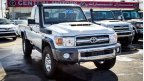 Toyota Land Cruiser Pickup 4.5L Diesel V8 Right Hand Drive right hand drive single cab pick up diesel manual for export Perfect