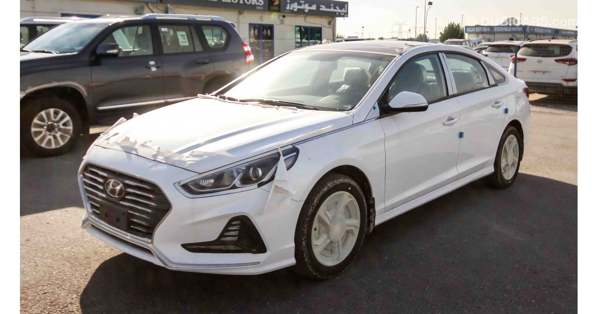 Hyundai Sonata For Sale  White  2018