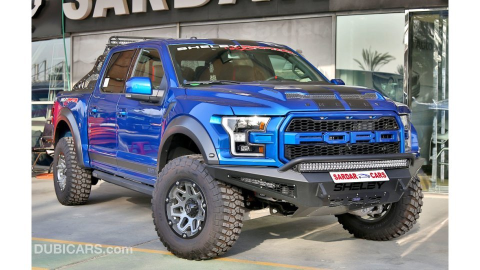 ford raptor shelby baja   sale aed  blue