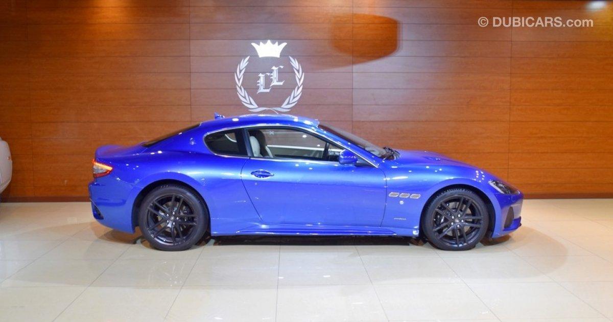 Apple Carplay App Download >> Maserati Granturismo New shape for sale: AED 485,000. Blue, 2018
