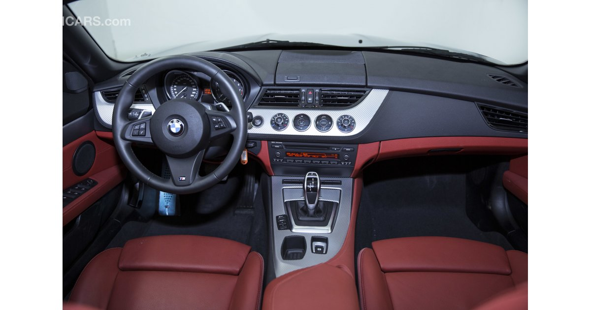 Bmw Z4 20 I Ref For Sale Aed 184 000 Black 2016