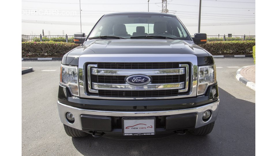 f 150 gcc ford f150 xlt v6 2014 zero down payment 1060 aed monthly 1 year warranty. Black Bedroom Furniture Sets. Home Design Ideas
