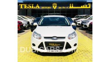2014 Ford Focus Warranty >> Ford Focus Low Mileage Sedan Gcc 2014 Warranty