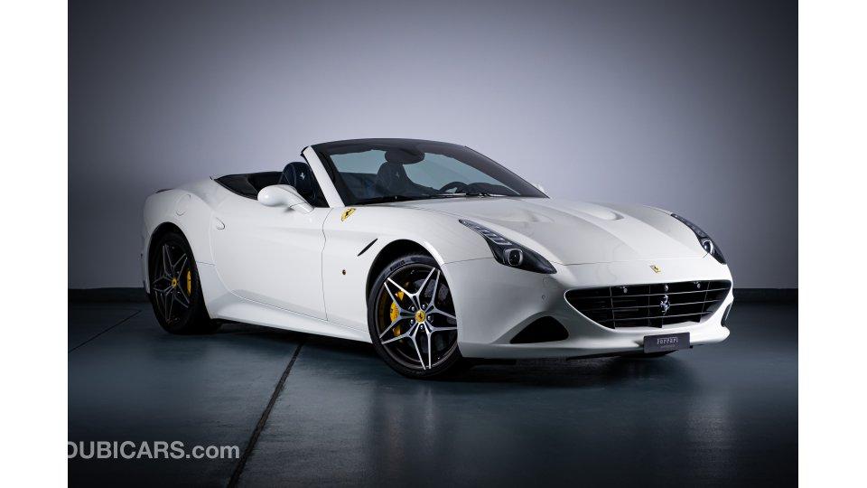 Buy Ferrari Ferrari California T Cars In Dubai Uae The Supermarket Of Used Cars