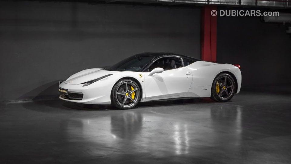 فيراري 458 Italia With Service Contract للبيع 479 000