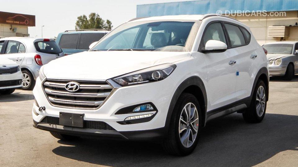 Hyundai Tucson For Sale White 2018