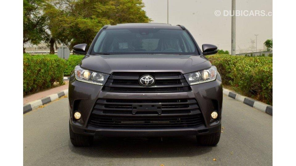 Toyota Highlander Se Sport 3 5l Petrol Awd Automatic For