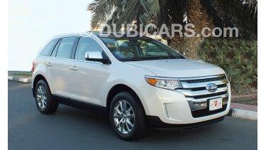 Ford Edge  Years Warranty Km Service Contract Full Service In Al Tayer