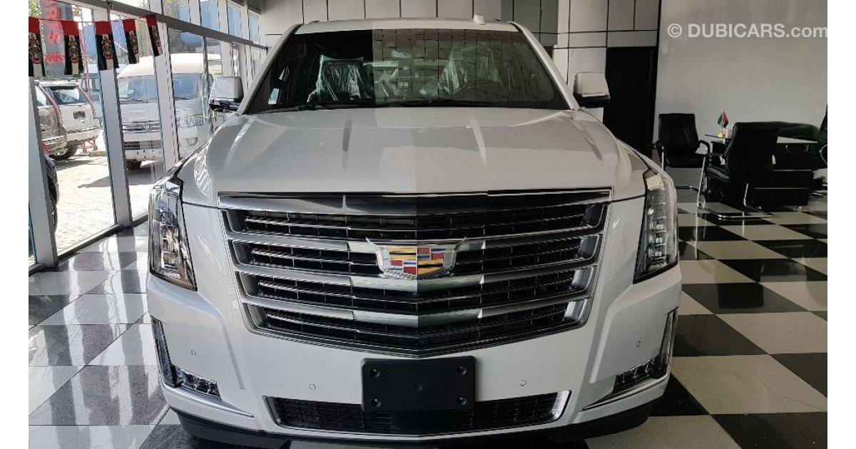 Cadillac Escalade Platinum Edition For Sale Aed 315 000 White 2017